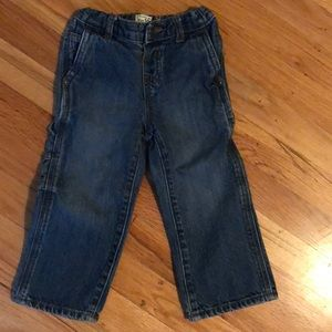 Bottoms - 5 pairs of boys 2T joggers and jeans